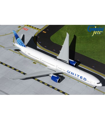 United Airlines Boeing 777-300ER 1:200 ~ New Livery