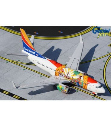 """Southwest Airlines Boeing 737-700 """"Florida One"""" 1:400"""