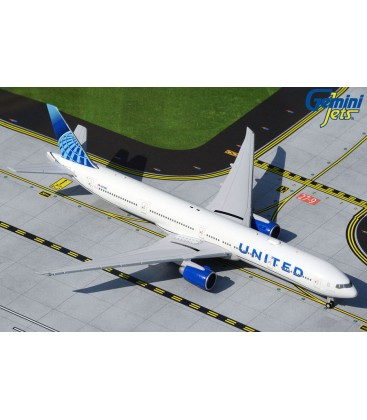 United Airlines Boeing 777-300ER 1:400 ~ New Livery