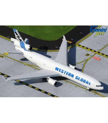 Western Blobal Airlines McDonnell Douglas MD-11F 1:400