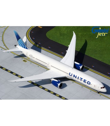 United Airlines Boeing 787-10 1:200 ~ New Livery