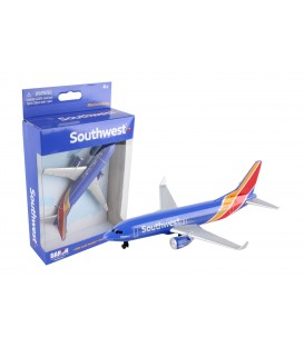 Southwest Airlines B737 Single Plane