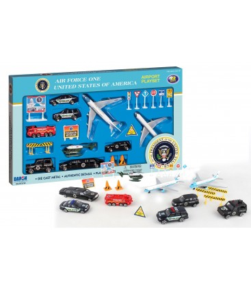 USA Air Force One Large Playset