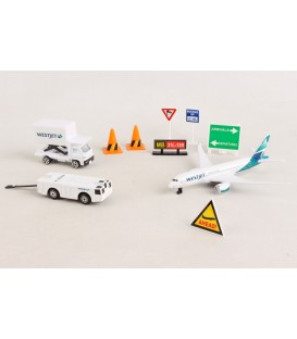 Westjet Airport Playset