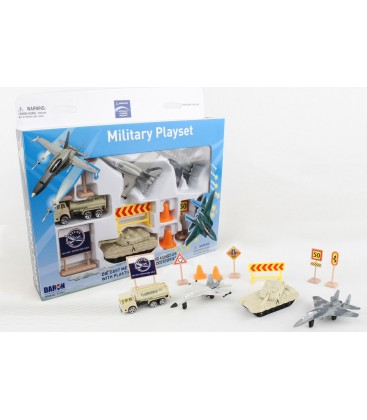 Boeing Military Playset