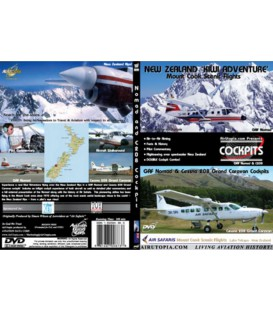 "New Zealand "" Kiwi Adventure"" DVD"