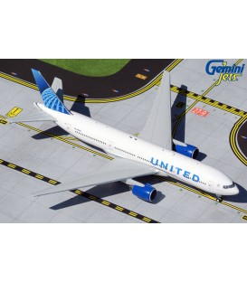 United Airlines Boeing 777-200 1:400 ~ New Livery