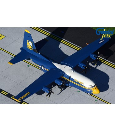 US Marine Blue Angels Lockheed C-130J Hercules 1:200