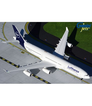 Lufthansa Airbus A340-300 1:200 New Livery