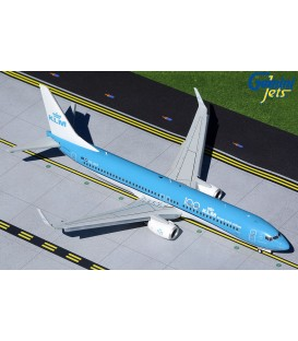 KLM Boeing 737-800 1:200 ~ Flaps Down