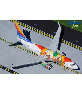 """Southwest Airlines Boeing 737-700 """"Florida One"""" 1:200"""
