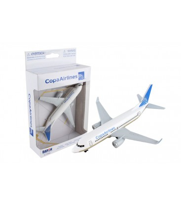 Copa Airlines Boeing 737 Single Plane