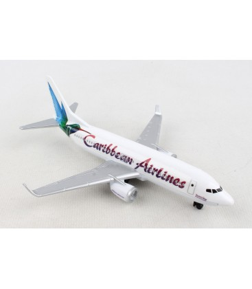 Caribbean Airlines Boeing 737 Single Plane