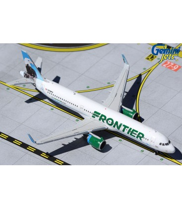 Frontier Airlines Airbus A321-200 1:400