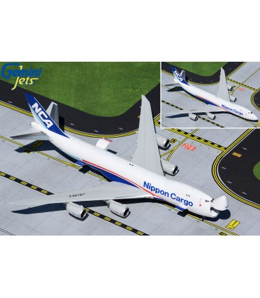 Nippon Cargo Airlines Boeing 747-8F 1:400