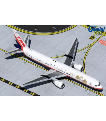 Trans World Airlines (TWA) Boeing 757-200 1:400