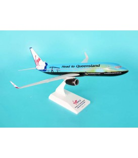 "SkyMarks Virgin Blue Boeing 737-800 ""Head to Queensland"" 1:130"