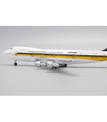 Singapore Airlines Boeing 747-200 1:400