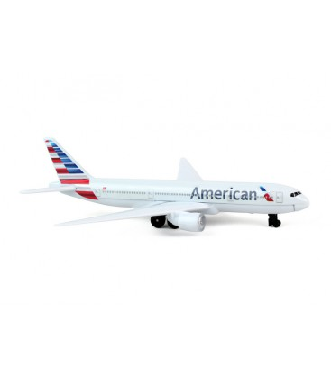 Realtoy American Airlines Boeing 777 Single Plane