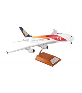 Singapore Airlines Airbus A380-800 50th Anni 1:200