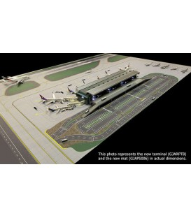 2 Pieces Airport Mat Set 1:400 (New Version)