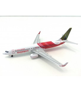 "Air India Express Boeing 737-800 ""Stork/Peacock"" 1:400"