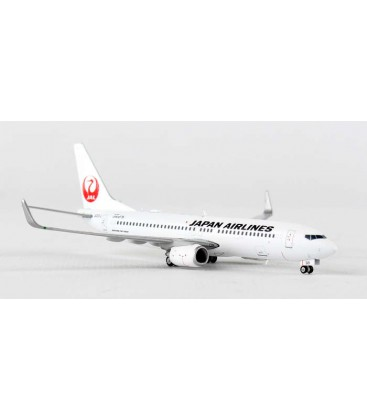 JAL Boeing 737-800 1:400