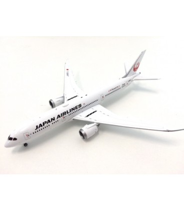 JAL Japan Airlines Boeing 787-9 1:400
