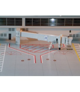 Airbridge Set - 6 Pack Narrow Body Jet Bridges
