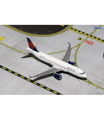 Delta Airlines Airbus A320-200 1:400