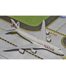 Qatar Airways Boeing 747-8i 1:400