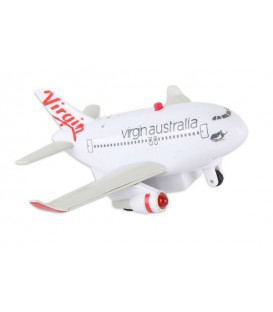 Virgin Australia Pullback w/Lights & Sound