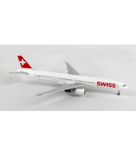 Swiss Airlines Boeing 777-300ER 1:400