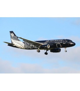 Poster - Air New Zealand A320 All Blacks ZK-OJR