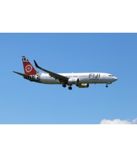 Poster - Fiji Airways B737-800 DQ-FJG
