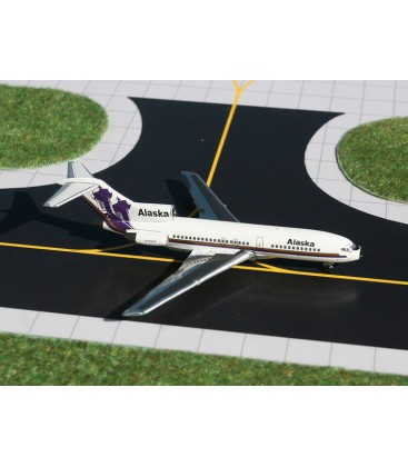 """Alaska Airlines Boeing 727-100 """"Russia Domes"""" 1:400"""