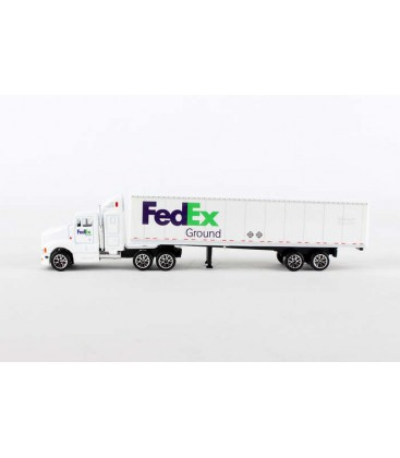 FedEx Ground tractor trailer