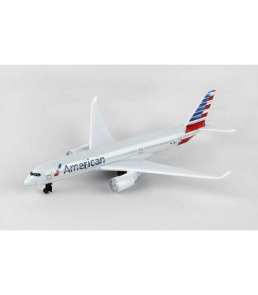 American Airlines A350 Single Plane