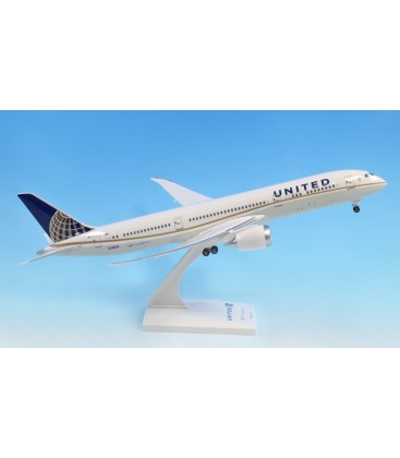 United Airlines B787-9 1:200