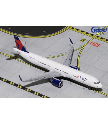 Delta Airlines Airbus A321 1:400