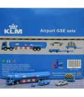 KLM Ground Support Equipment set 5 1:200