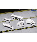 American Airlines Airport Support Equipment and Trucks 1:200