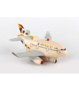 Etihad Airways Pullback Toy