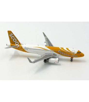 Scoot Airlines Airbus A320 1:400