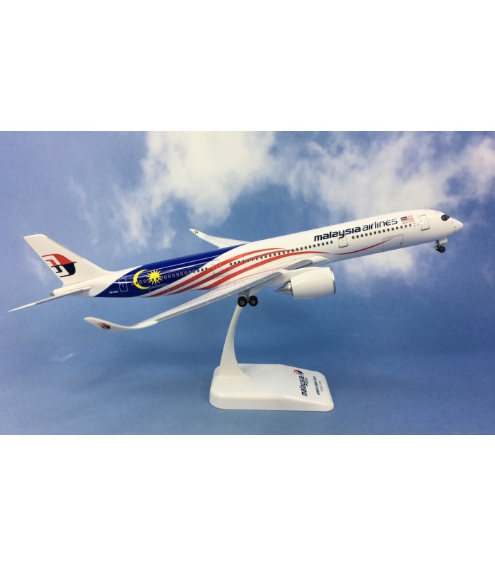Malaysia Airlines Airbus A350-900 1:200 - Aircraft Models Online - New  Zealand's Finest Aircraft Model Collection