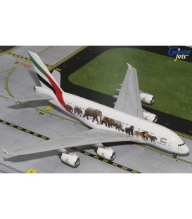 Emirates Airbus A380-800 United for Wildlife 1:200