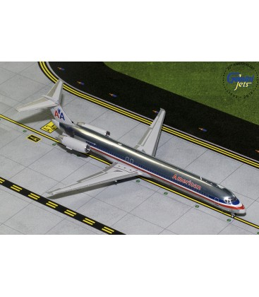 American Airlines McDonnell Douglas DC-83 1:200